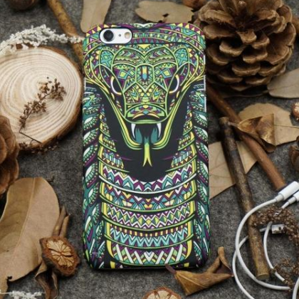 Phone cases elapid awesome Animal for teens iphone5/5s/6/6s/6plus/6splus cases covers accessories smart phone cases phone skins