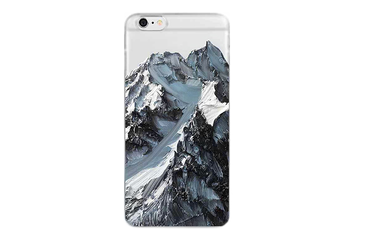 Phone case For teens Fashion hill relief society iphone4s/5s/5c/6/6s/6pluscases covers accessories smart phone cases phone skins