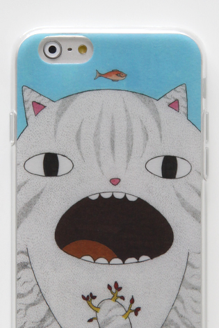 Phone cases funny cat illustrations awesome for teens iphone5/5s/6/6s/6plus/6splus cases covers accessories smart phone cases phone skins