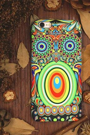 Phone cases Owl awesome Animal for teens iphone5,iphone5s,iphone6,iphone6s,iphone6plus,iphone6splus cases covers accessories smart phone cases phone skins