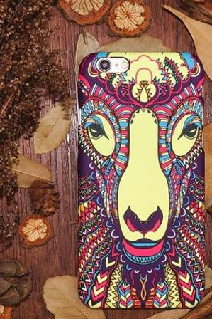 Phone cases Sheep awesome Animal for teens iphone5/5s/6/6s/6plus/6splus cases covers accessories smart phone cases phone skins