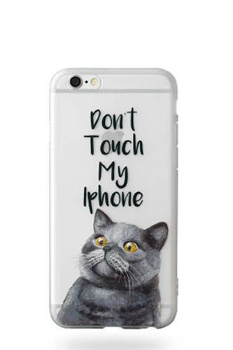 Phone case cute cat Animal awesome iphone 6,6s,6plus,6s plus,7,7plus cases covers accessories smartphone cases phone skins