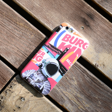Phone case For teens retro astronaut coll iphone5/5s/6/6s/6plus/6s plus cases covers accessories smart phone cases phone skins